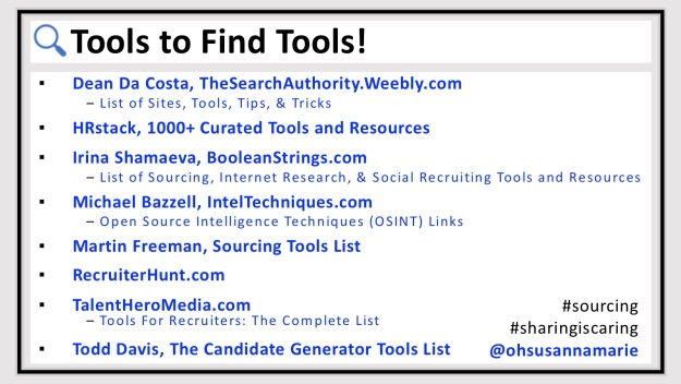 Tools to Find Tools! copy